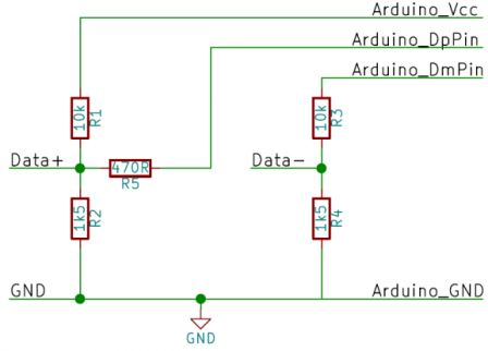 Original circuit with new values